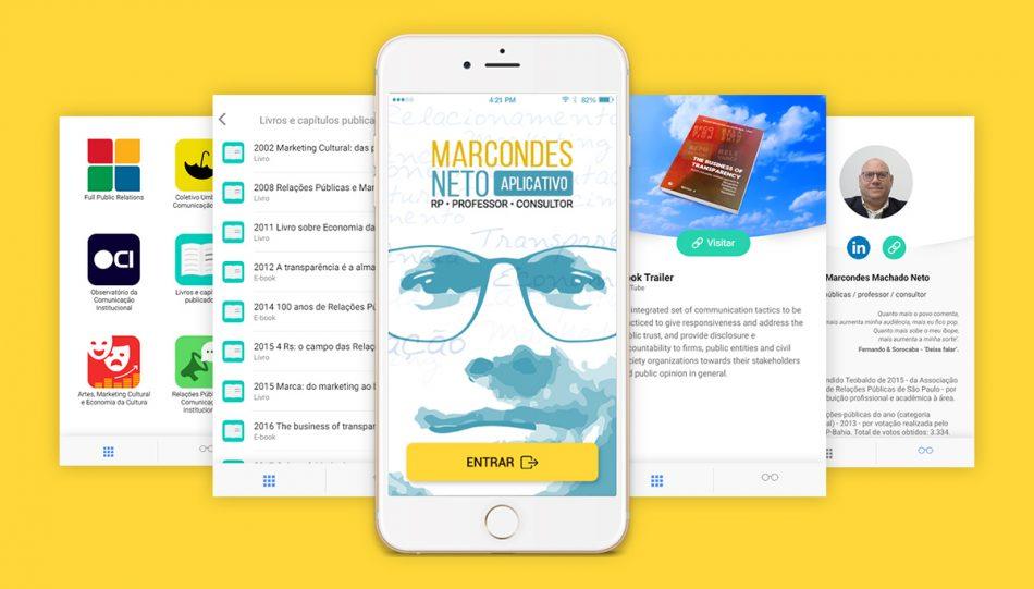 Professor cria aplicativo para tornar o conhecimento ainda mais prático e acessível