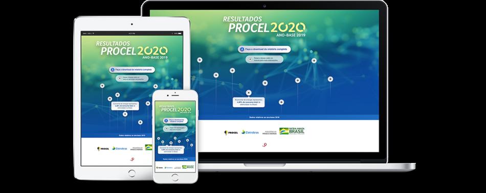 Relatório Procel 2020 - Ano-Base 2019