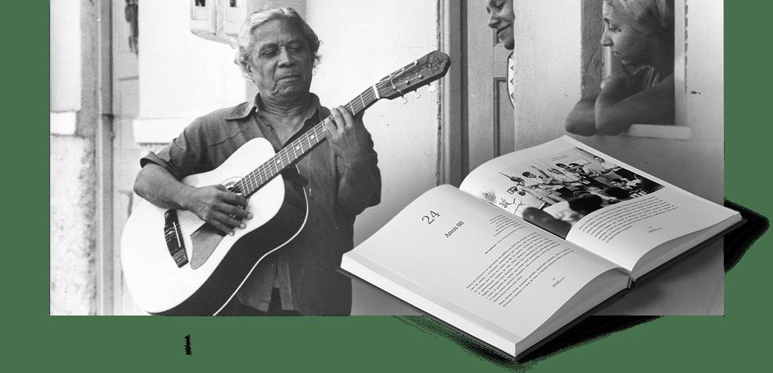 Livro Nelson Cavaquinho: violão carioca - Foto 2